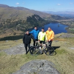 Cycling the Healy Pass
